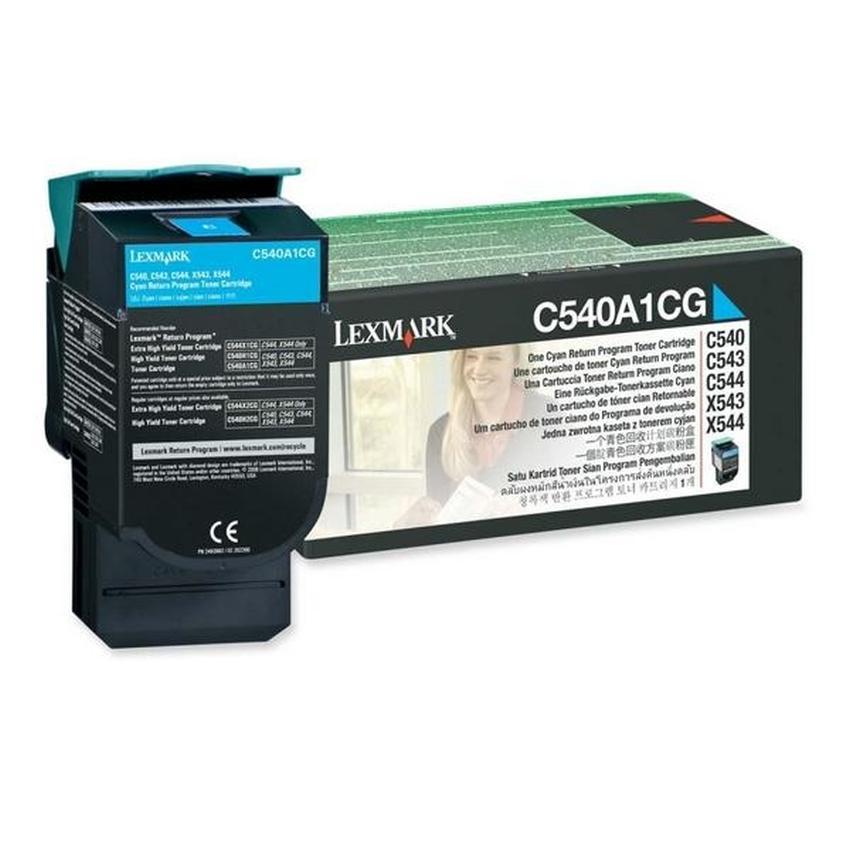 Toner Lexmark C540A1CG