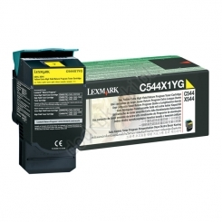 Toner Lexmark C544X1YG