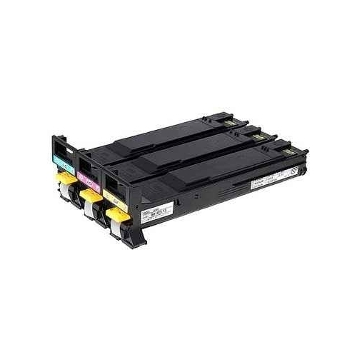 Toner Minolta A06VJ52 trójpak