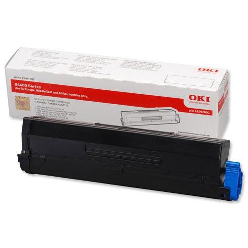 Toner Oki 43502002