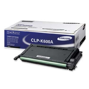 Toner Samsung CLP-K600A