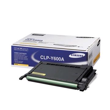 Toner Samsung CLP-Y600A