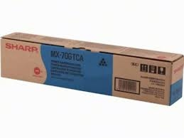 Toner Sharp MX70GTCA