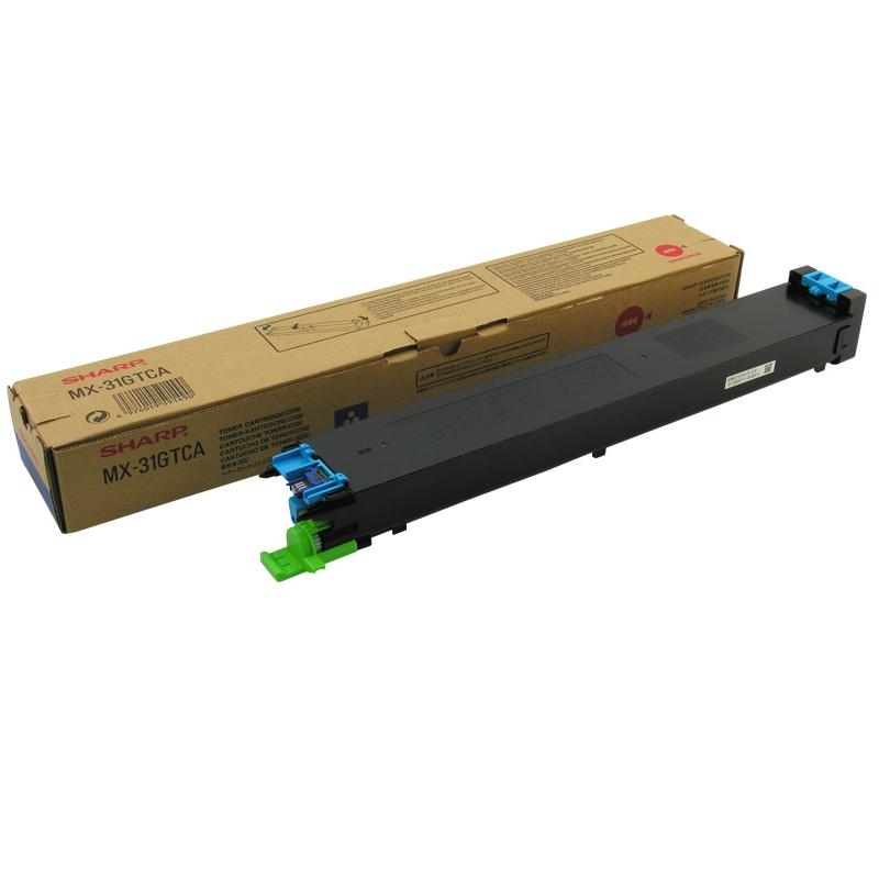 Toner Sharp MX31GTCA