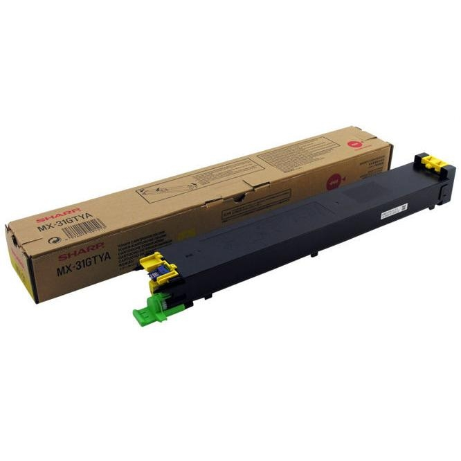 Toner Sharp MX31GTYA