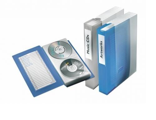 SEGREGATOR NA 48 PŁYT CD/DVD ESSELTE